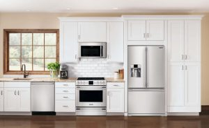 Get Your Work done When Buying Kitchen Appliances